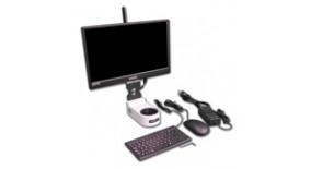 "HD-MT15UWF- 12.0MP Camera with Integrated 15"" HDMI monitor, USB 2.0, WiFi for Meiji Techno MT Series"