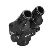 "EMZ-5H/BLACK -High Eyepoint (0.7x - 4.5x) Binocular Stereo Zoom Body, Working Distance 3.7""(93mm) (Requires MA522- 10x High Eyepoint Eyepieces)"