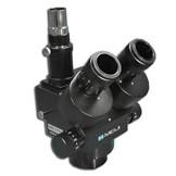 EMZ-5TRH/BLACK (0.7x - 4.5x) Trino Zoom Stereo Body, High Eyepoint Capability Working Distance 93mm