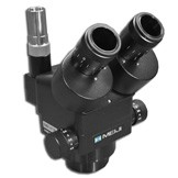 EMZ-8TRH/BLACK (0.7x - 4.5x) Trino Zoom Stereo Body, High Eyepoint Capability W.D. 104mm (Requires MA522 - 10x High Eyepoint Eyepieces)