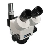 EMZ-8TRHD with Detent (0.7x - 4.5x) Trino Zoom Stereo Body, High Eyepoint Capability W.D. 104mm (Requires MA522 - 10x High Eyepoint Eyepieces)