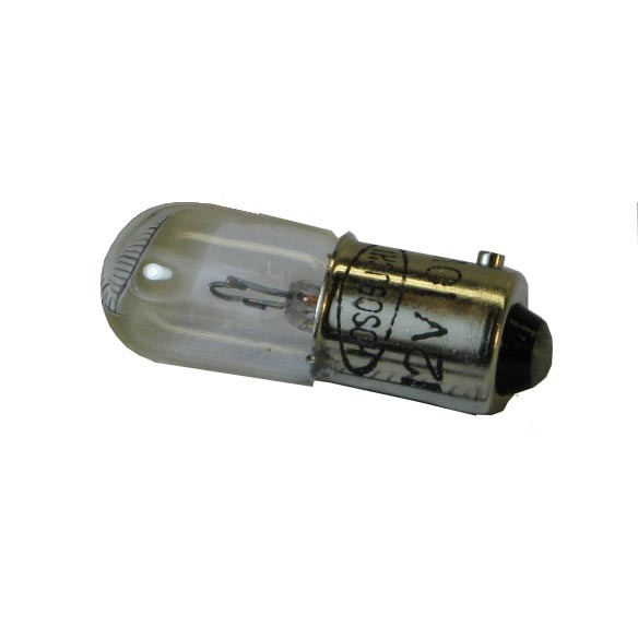 MA124 Halogen Bulb 12V, 10W [DISCONTINUED]