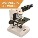ML2400 Halogen Binocular Brightfield Biological Microscope [DISCONTINUED]