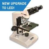 ML2400L LED Binocular Brightfield Biological Microscope