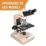 ML2500 Halogen Trinocular Brightfield Biological Microscope [DISCONTINUED]
