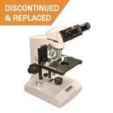ML5000 Halogen Binocular Brightfield Biological Microscope