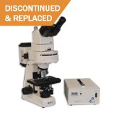 MT6300EH Halogen/Mercury Ergonomic Trinocular Epi-Fluorescence Biological Microscope [DISCONTINUED]