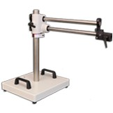BAS-3 Heavy Duty Dual Boom Stand with 5/8 bonder pin holder for EM Series