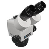 "EMZ-12 -(0.4X - 2.5X) Binocular Zoom Stereo with N.V.I ( Near Vertical Illumination Port (Inlet), Working Distance 185mm (7.28"") Microscope Body"