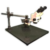 """EMZ-13D + MA502 + F + UL (10X - 70X) Stand Configuration System, Working Distance: 90mm (3.54"""")"""