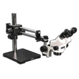 "EMZ-5D + MA502 + F + S-2100 (7X - 45X) Stand Configuration System, Working Distance: 93mm (3.66"")"