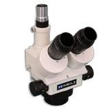 EMZ-5TRD (0.7x - 4.5x) Trinocular Zoom Stereo Body, W.D. 93mm with Detent