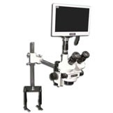 "EMZ-5TRH + MA522 + F + S-4500 + MA151/35/03 + HD1500TM (7X - 45X) Stand Configuration System, Working Distance: 93mm (3.66"")"