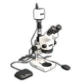 EMZ-8TRH + MA522 + P + MA961W/80/ESD (Warm White) + MA151/35/03 + HD1500MET Microscope Configuration