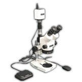 EMZ-8TRH + MA522 + P + MA961C/80/ESD (Cool White) + MA151/35/03 + HD1500MET Microscope Configuration