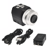 HD1350 Affordable Color HD 3.5MP CMOS 30FPS/HDMI Camera/Annotation & Measurement Software