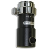 "MA151/35/05 C"" Mount Adapter with 0.5X lens (19mm reticle mount)"