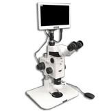 MA749 + MA751 + MA730 (qty#2) + RZ-B + MA742 + RZ-FW + MA308 + MA962 + MA151/35/03 + HD1500MET-M Microscope Configuration