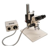 MC-45 Binocular Reflected Light Tool Makers/Measuring Microscope (Z-Axis)