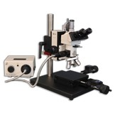 MC-50 Trinocular Reflected Light Tool Makers/Measuring Microscope