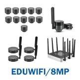 EDUWIFI/8MP- 8.0MP Micro WiFi Educational System Package - 11 WF8MP/EDU + 1 WF8MP/EDU/TEACHER