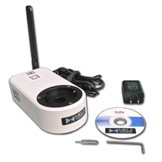 HD-UWF - Integrated 8.0MP USB and WiFi Camera for Meiji Techno MT Series with Dovetail Mount