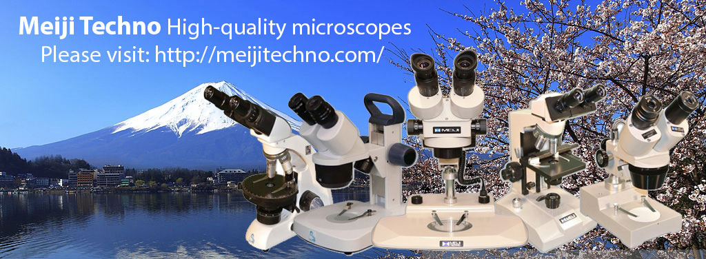 High Quality Microscopes