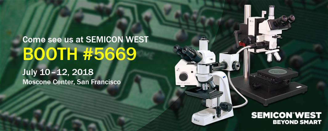 SemiCon West Banner 2018