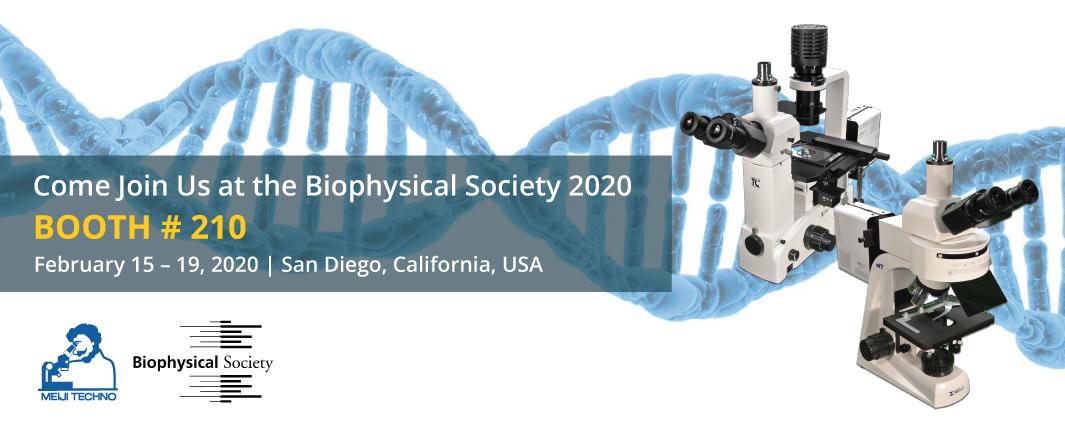 Biophysical Society 2020