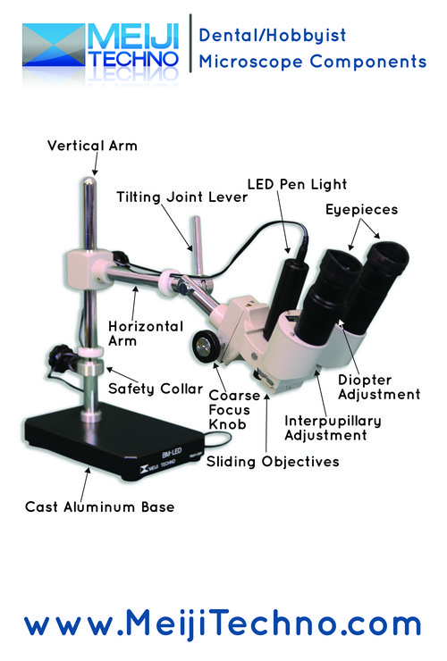 Dental/Hobbyist Microscope
