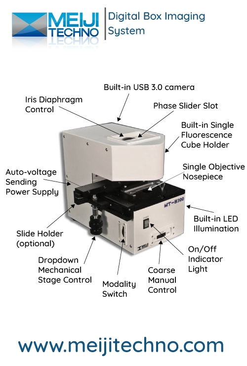 Digital Box Imaging Microscope Terminology