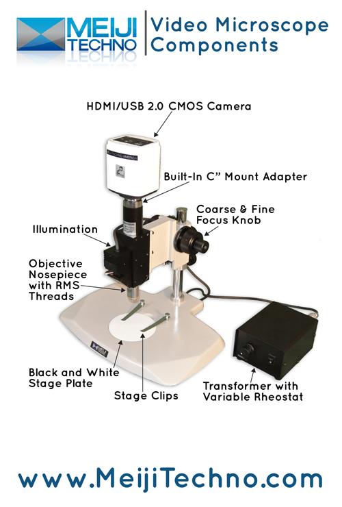 Video Microscope